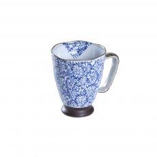 Caneca de Porcelana Japonesa Mug Uki Niwa