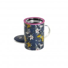 Imagem - Caneca de Porcelana Mug Classic Japan Flower Blue - Tea Shop