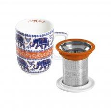 Imagem - Caneca de Porcelana Mug Harmony Agra - Tea Shop