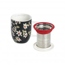 Caneca de Porcelana Mug Harmony Japan Oriental