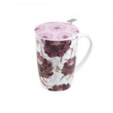 Imagem - Caneca de Porcelana Mug Super Jumbo Dahlia - Tea Shop