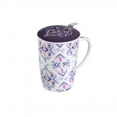 Imagem - Caneca de Porcelana Mug Super Jumbo Eccentric - Tea Shop