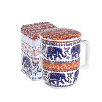 Imagem - Kit Agra (caneca Mug + lata 100g) - Tea Shop