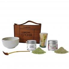 Imagem - KIT CERIMÔNIA DO CHÁ + Matcha Açaí Tea com 50% - TEA SHOP