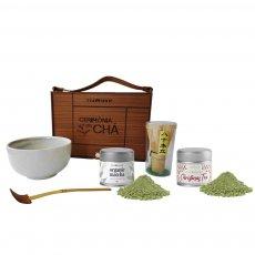 Imagem - KIT CERIMÔNIA DO CHÁ + Matcha Christmas Tea com 50% - TEA SHOP