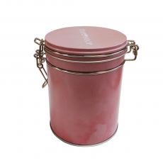 Imagem - Lata Dream Rosa para armazenar chás
