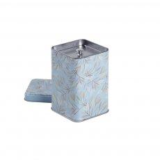 Lata Japan Grey para Armazenar Chás 100g - Tea Shop