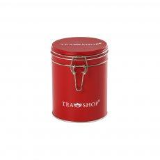 Imagem - Lata para armazenamento de chá redonda Red - Tea Shop