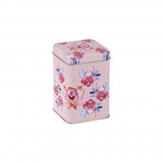 Imagem - LATA para armazenamento de chá ROSE GARDEN 100G - Tea Shop
