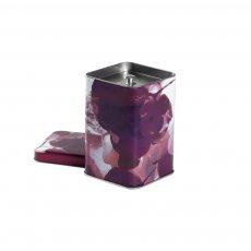 Lata para armazenar chás Blossom 100g - Tea Shop