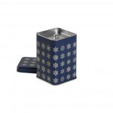 Lata Winter Wonderland para Armazenar Chás 100g - Tea Shop