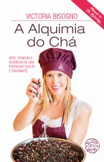 Livro A Alquimia do Chá
