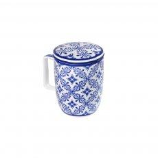 Imagem - Mug Harmony Azulejo Português - Tea Shop