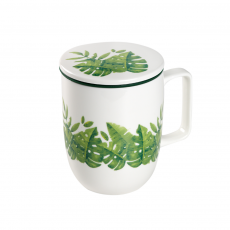 Mug Harmony Exotic Leaves