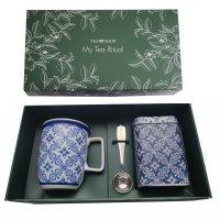 Imagem - Set My Tea Ritual Azulejos Portugueses - Tea Shop