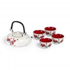 Imagem - SET SAKURA WHITE - tea shop