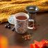 Caneca de Porcelana Mug Harmony Japan Grey - Tea Shop 4