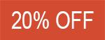 20% DE DESCONTO