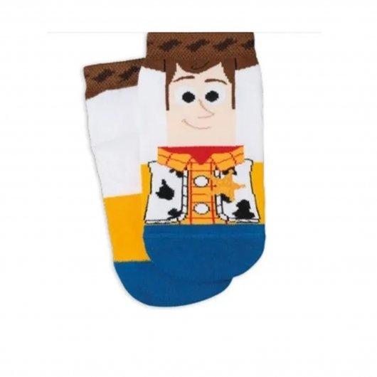 Meia Infantil Disney Toy Story Lupo 02354-003