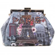 Imagem - Bolsa Paris in Fall Nicole Lee Prt15155 cód: 138441