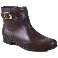 Imagem - Bota Rasteira Happy Shoes Couro 512 cód: 139967