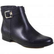 Imagem - Bota Rasteira Happy Shoes Couro 512 cód: 139966