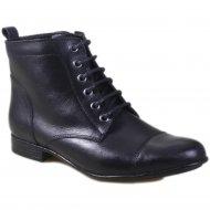 Imagem - Bota Rasteira Happy Shoes Couro 513 cód: 139962