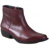 Imagem - Bota Texana Happy Shoes Couro 4091 cód: 139963