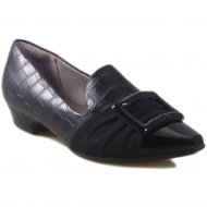 Imagem - Sapato Piccadilly Maxitherapy Croco 278031 cód: 138269