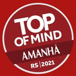Imagem - Termolar é a 1ª colocada no Prêmio Top of Mind - Amanhã - 2021