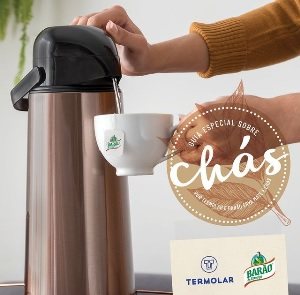 Imagem - Três dicas sobre chás: sua bebida mais gostosa com Termolar