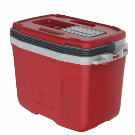 Caixa Térmica SUV 32L Termolar Vermelha