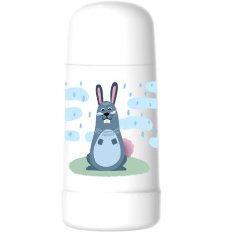 Garrafa Térmica Minigarbo 250ml Animais Rolha Clean
