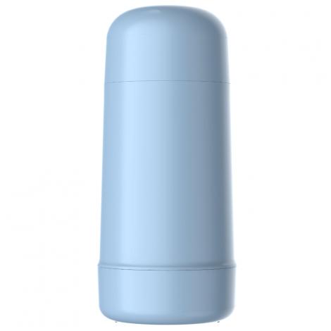 Garrafa Térmica Minigarbo 250ml Azul Pastel Rolha Clean
