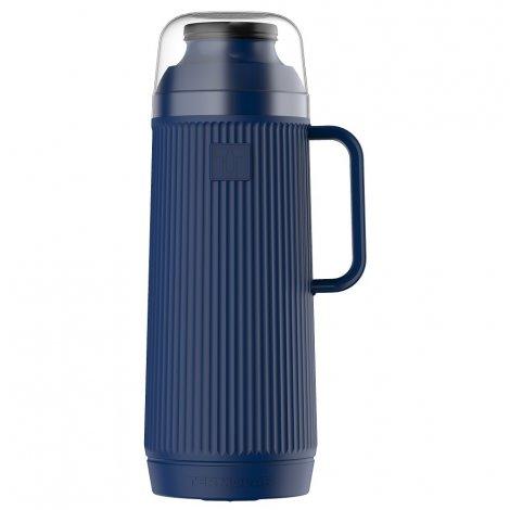 Garrafa Térmica Mundial 1L Azul Anoitecer Rolha Clean