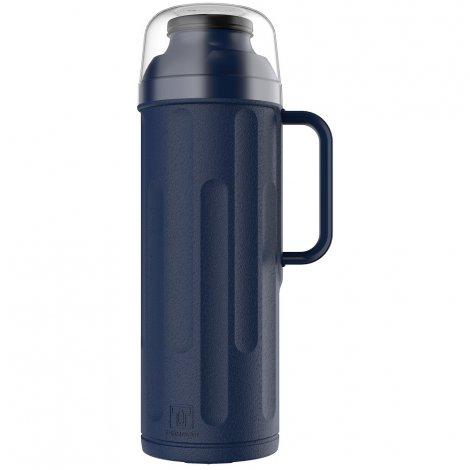 Garrafa Térmica Personal 1L Azul Anoitecer Rolha Clean
