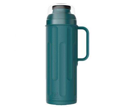Garrafa Térmica Personal 1L Verde Pop Rolha Clean