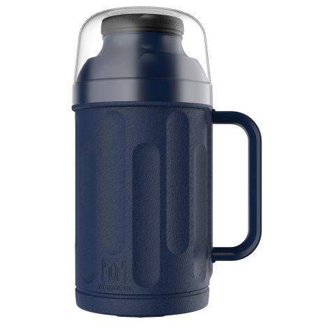 Garrafa Térmica Personal 500ml Azul Anoitecer Rolha Clean
