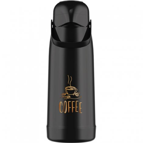 Garrafa Térmica Pressão Magic Pump 1.8L Coffee