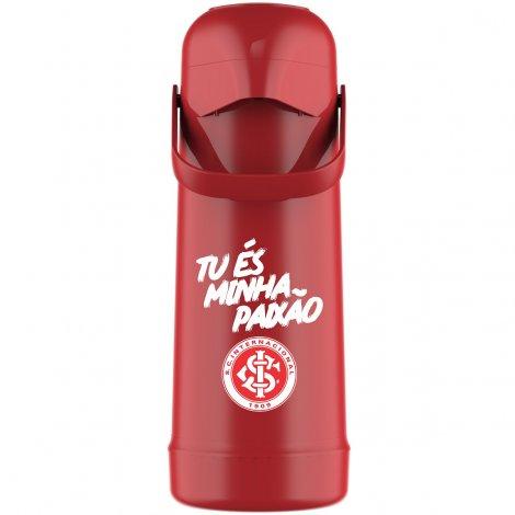 Garrafa Térmica Pressão Magic Pump 1L Internacional