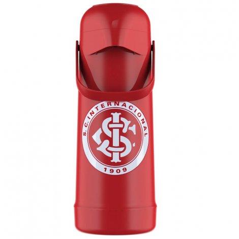 Garrafa Térmica Pressão Magic Pump 1L Internacional Oficial