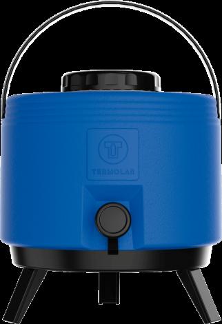Botijão Térmico Maxitermo 6L Azul