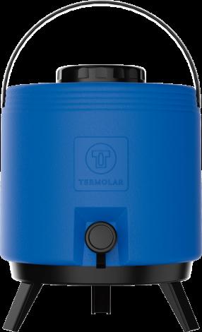 Botijão Térmico Maxitermo 8L Azul