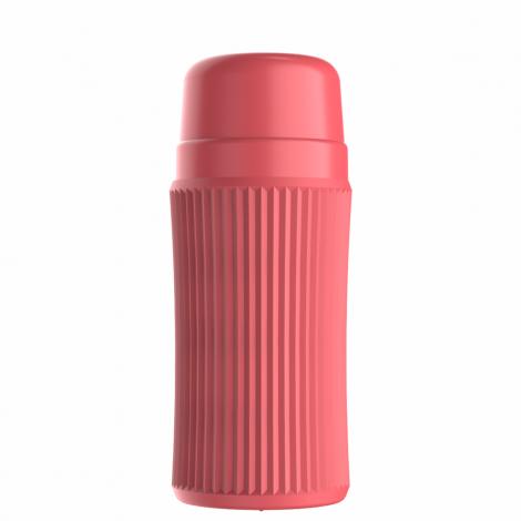 Minitermo Rosa 300ml - Rolha Clean