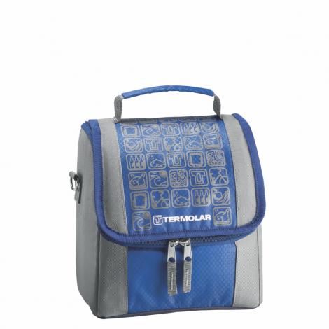 Bolsa Térmica Termobag 5L Termolar Azul