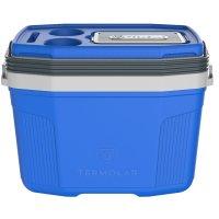 Imagem - Caixa Térmica SUV 20L Termolar Azul com Cinza cód: 56818