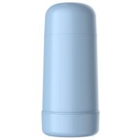 Imagem - Garrafa Térmica Minigarbo 250ml Azul Pastel Rolha Clean cód: 56646
