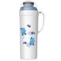 Imagem - Garrafa Térmica Versatile 1L Urso Azul Rolha Clean cód: 56715