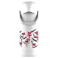 Imagem - Garrafa Térmica Pressão Magic Pump 1L Floral cód: 56626