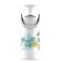 Imagem - Magic Pump Aqua Floral - 1L  56005 Branca Decorada Aqua Floral